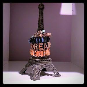 Jewelry - Bracelets #Fearless #Sweet #Cray #Dream #Word